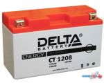 Мотоциклетный аккумулятор Delta CT 1208 (8 А·ч)