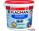 Краска Flagman ВД-АК-1031 5л (белый) в рассрочку