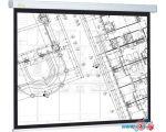 Проекционный экран CACTUS Wallscreen CS-PSW-104x186
