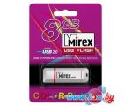 USB Flash Mirex KNIGHT WHITE 8GB (13600-FMUKWH08)