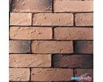 Декоративный камень Polinka Кирпич шамотный 0304 (коричневый)