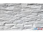 Декоративный камень Polinka Саянский сланец 0100 (белый)