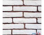 Декоративный камень Polinka Кирпич древний 0600 (белый)