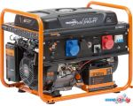 Бензиновый генератор Daewoo Power GDA 7500DPE-3