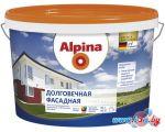 Краска Alpina Долговечная фасадная (База 1, 10 л) цена