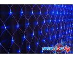 купить Световая сетка Neon-night 215-133 180 LED (синий)