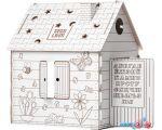 Игровой домик BibaLina Дом-раскраска