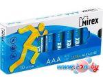 Батарейки Mirex Ultra Alkaline AAA 10 шт LR03-M10