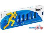Батарейки Mirex Ultra Alkaline AA 10 шт LR6-M10