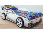 Кровать-машина Бельмарко Порше 160x70