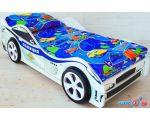 Кровать-машина Бельмарко Полиция 160x70