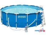 Каркасный бассейн Intex Metal Frame 28242NP (457x122)
