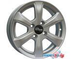 Литые диски TechLine 408 14x5.5 4x100мм DIA 60.1мм ET 43мм S