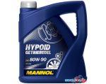 Трансмиссионное масло Mannol Hypoid Getriebeoel 80W-90 API GL 5 4л
