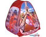 Игровая палатка Играем вместе Леди Баг и Суперкот GFA-LB01-R