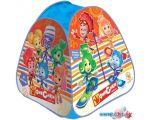 Игровая палатка Играем вместе Фиксики GFA-FIX01-R