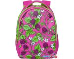 Рюкзак Grizzly RD-832-2/1 (розовый/зеленый)