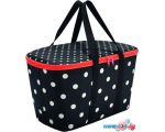 Термосумка Reisenthel Coolerbag Mixed Dots (черный)