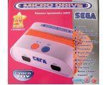 Игровая приставка SEGA Micro Drive цена