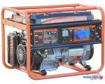 Бензиновый генератор Skiper LT7000ЕВ