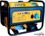 Бензиновый генератор Rato R8500D