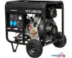 Дизельный генератор Hyundai DHY 8000LE в Бресте