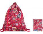 Рюкзак Reisenthel Mini Maxi Sacpack Paisley Ruby