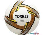 Мяч Torres Pro (5 размер, белый/золотистый)