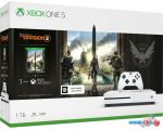 Игровая приставка Microsoft Xbox One S 1TB Tom Clancys The Division 2