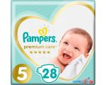 Подгузники Pampers Premium Care 5 Junior (28 шт)