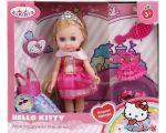Кукла Карапуз Hello Kitty Машенька MARY63010А-HK (розовый)