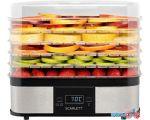 Сушилка для овощей и фруктов Scarlett SC-FD421T19
