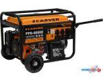 Бензиновый генератор Carver PPG-8000E
