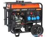 Бензиновый генератор Patriot GP 15010 ALE