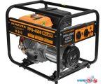 Бензиновый генератор Carver PPG-6500 Builder