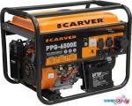 Бензиновый генератор Carver PPG-6500E