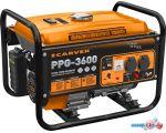 Бензиновый генератор Carver PPG-3600 в интернет магазине