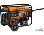 Бензиновый генератор Carver PPG-8000E-3