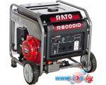 Бензиновый генератор Rato R8000iD