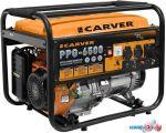 Бензиновый генератор Carver PPG-6500