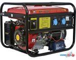 Бензиновый генератор Калибр БЭГ-5500А