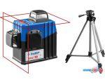 Лазерный нивелир Зубр Крест-2D 34907-2