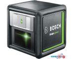 Лазерный нивелир Bosch Quigo Green 0603663C00 (с зажимом MM2) цена