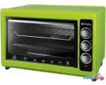 Мини-печь Delta D-0123 (зеленый)