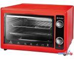 Мини-печь Delta D-0122 (красный)