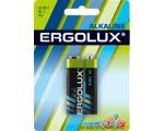 Батарейки Ergolux Alkaline 9V 6LR61
