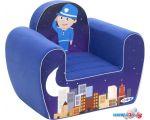 Кресло-мешок Paremo Экшен Полицейский PCR317-10
