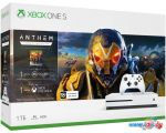 Игровая приставка Microsoft Xbox One S Anthem Legion of Dawn 1TB