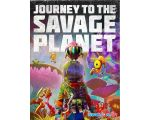 Игра Journey to the Savage Planet для PlayStation 4