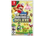 Игра New Super Mario Bros. U Deluxe для Nintendo Switch